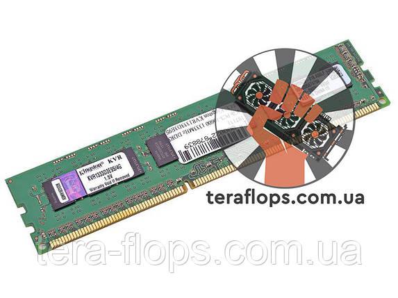 Оперативная память Kingston DDR3 4GB 1333MHz (KVR1333D3E9S/4G) Б/У, фото 2