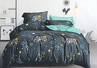 Комплект постельного белья Предсказание Сатин