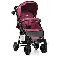 Прогулочная детская коляска El Camino M 3409L FAVORIT Purple