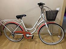 Дамский велосипед дорожник женский городской Вел, фото 3