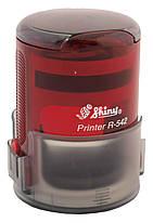 Оснастка для круглой печати Shiny R-542, пластиковая автоматическая, Ø 42мм, ассорти, фото 3