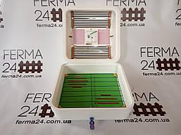 Інкубатор механічний Рябушка Smart 70 c аналоговим терморегулятором