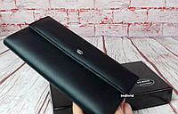 Жіночий довгий шкіряний гаманець. Жіноче шкіряне портмоне dr.bond. Жіночий гаманець в коробці. СКМ02-3, фото 1
