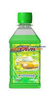 Шампунь концентрат для мытья автомобиля, удаляет пятна бензина,масла,жира,следы насекомых\Яблоко