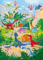 Фотообои детские с Динозаврами 254 х 183 см