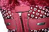 Детские сапожки для девочек с тормозами 31-38, фото 6