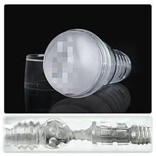 Мастурбатор вагіна Fleshlight Lady Ice Crystal, напівпрозорий матеріал і корпус F19006 код