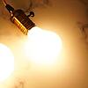 Світлодіодна лампа 4Вт 3000К Е27 біла матова ретро