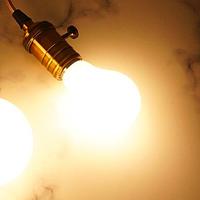 Світлодіодна лампа 4Вт 3000К Е27 біла матова ретро, фото 1