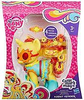 Ігровий набір для дівчинки Hasbro «Сансет Шімер» mlp b0362, фото 1