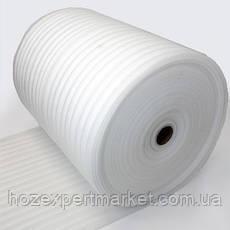 Спінений поліетилен 5мм,розмір 1х50м,підкладка, фото 2