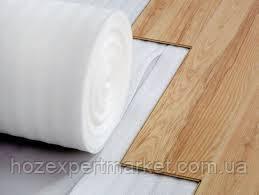 Спінений поліетилен 5мм,розмір 1х50м,підкладка, фото 3