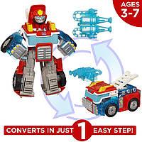 Playskool Transformers Rescue Bots Energize Heatwave the Fire-Bot