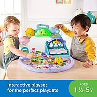 Игровой цент Ясли Little People 1-2-3 Babies Playdate