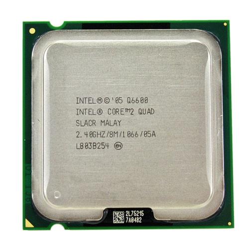 Б/У Процессор Intel Core™2 Quad Q6600 /Ядер 4/Частота 2,4Ггц /Intel Core 2 Quad