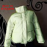Світловідбиваюча куртка - жовтий зріст 164, фото 2