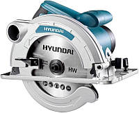 Дисковая пила ручная (циркулярка) Hyundai C 1400-185, диск 185 мм, 1300 Вт, 5000 об/мин,глуб. пропила 44/65 мм