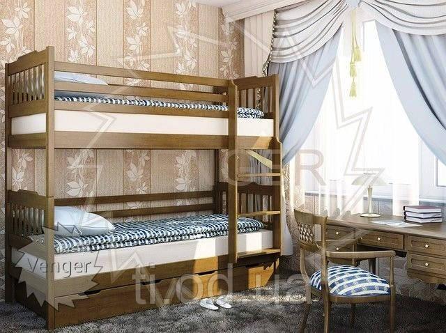 Детская кровать Ева