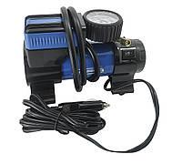 Автомобильный компрессор + фонарь MECHANIKER MR-1135 от прикуривателя. 10 амосфер!
