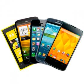 Телефони та смартфони