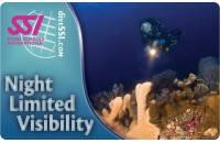 Погружения в условиях ограниченной видимости (Niqht Limited Visibility)