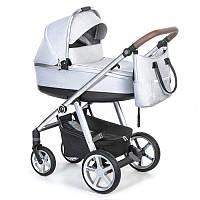 Детская универсальная коляска 2 в 1 Espiro Next 2.1 Avenue 101 Frozen Gray