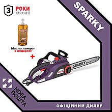 Ланцюгова пила Sparky TV 2040 + в подарунок масло ланцюг!