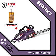 Цепная электропила Sparky TV 2040 + в подарок масло ланцюг!