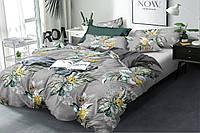 Семейный комплект постельного белья_сатин_ хлопок 100% (16187), фото 1