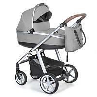 Детская универсальная коляска 2 в 1 Espiro Next 2.1 Avenue 107 Grey Dove