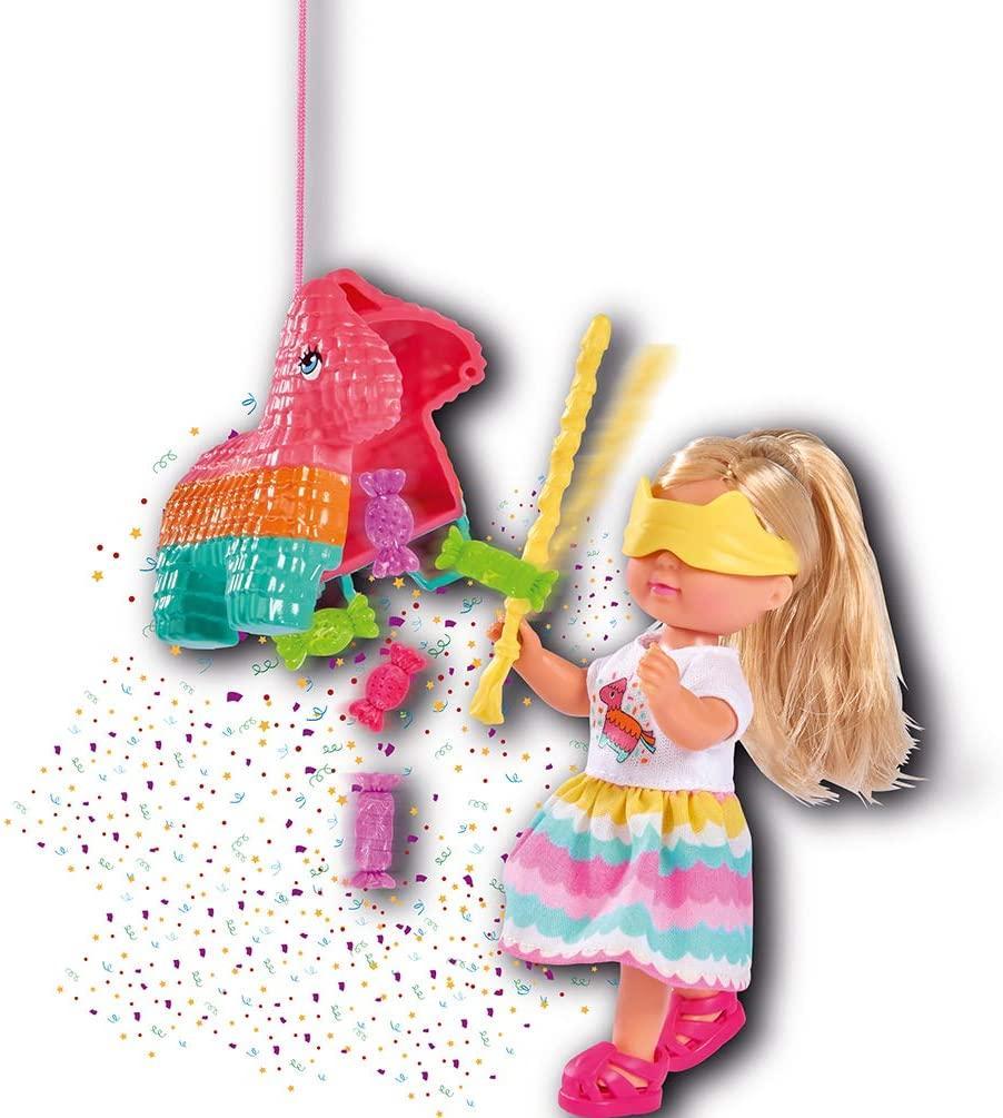 Кукла Эви Пиньята с конфетами Simba 5733445