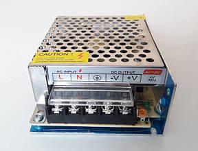 Блок Питания Адаптер 12V - 5А (ВидеОбзор)
