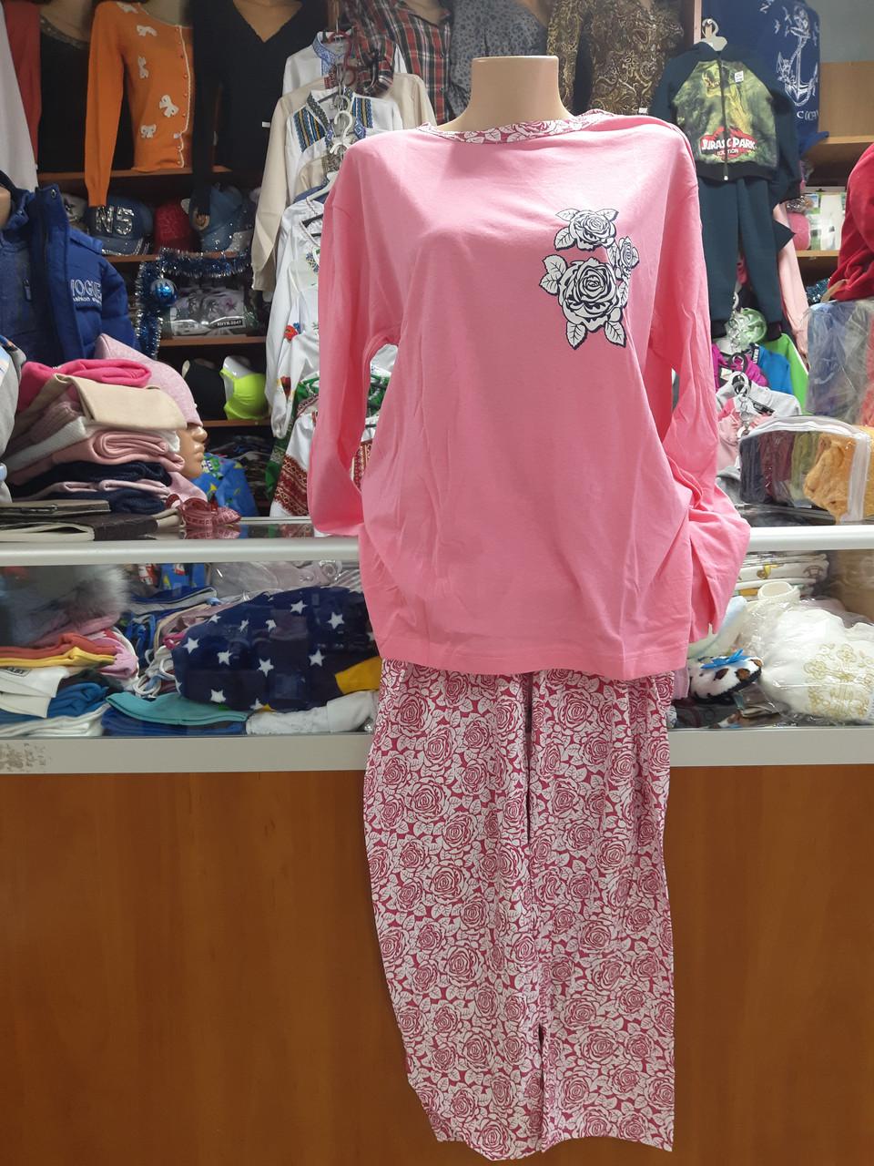 Женская пижама Турция большие размеры р.48 50