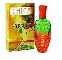 Туалетная вода для женщин Chica Grafi 45ml