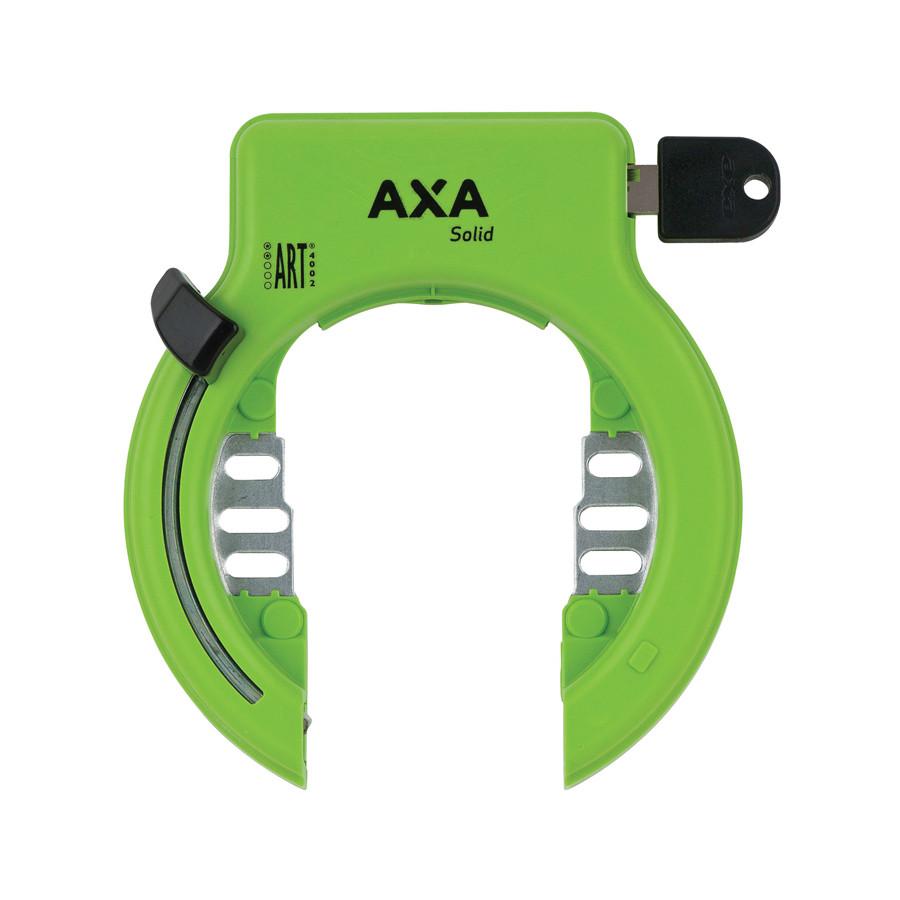 Велозамок AXA Solid зеленый