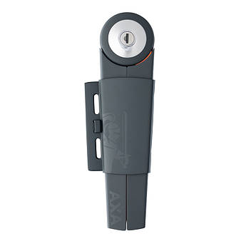 Велозамок AXA Toucan 80cm/4 dark grey