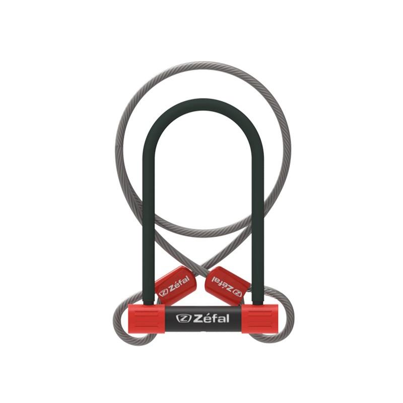 Велозамок ZEFAL K-TRAZ U 13 cable