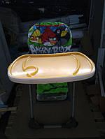 Детский стульчик для кормления Chicco б/у