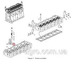 Клапан впускной МАЗ ЯМЗ-536