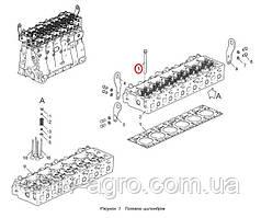 Болт крепления головки цилиндров М15х2.0-6gх180-10.9