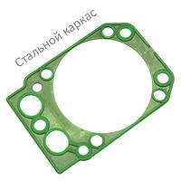 Прокладка головки блока КамАЗ зеленый силикон 740.30-1003213-В