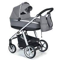 Детская универсальная коляска 2 в 1 Espiro Next 2.1 Silver 301 Talisman