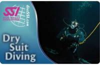 Погружения в сухом костюме (Dry Suit Diving)