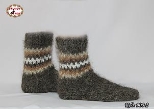 Настоящие шерстяные носки ручной работы Аркан, фото 3