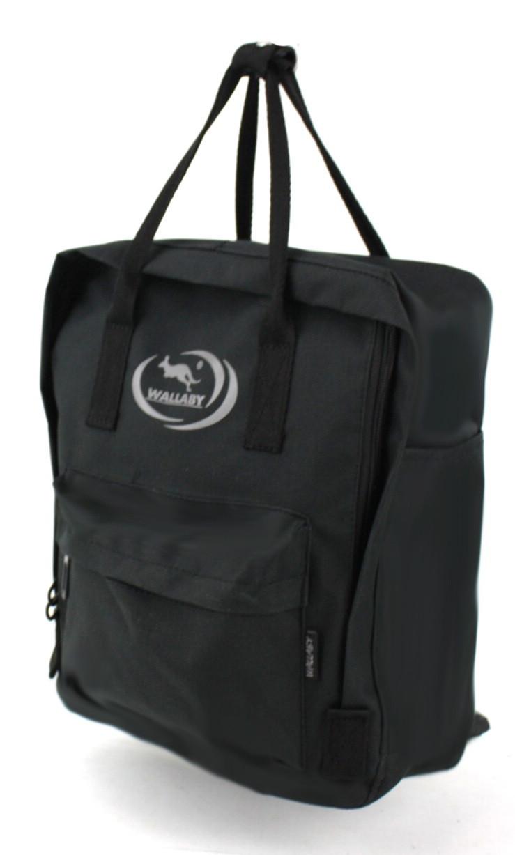 Городской рюкзак Wallaby 11 л чёрный