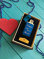 Подарунок для Коханої. Зажигилка USB, фото 3