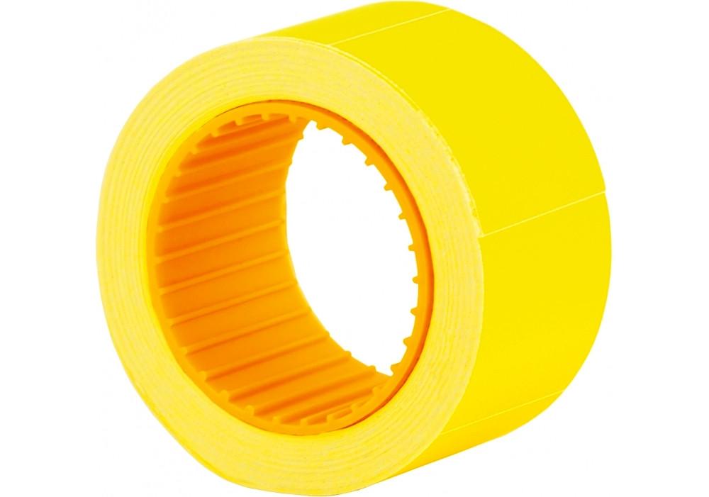 Ценник бумажный Economix E21309-05, 30*40 мм, 150 шт., желтый (10/1)