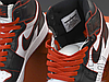 Мужские кроссовки Air Jordan 1 Retro High Bloodline Black White Red ALL02606, фото 3