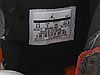 Мужские кроссовки Air Jordan 1 Retro High Bloodline Black White Red ALL02606, фото 4