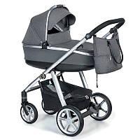 Детская универсальная коляска 2 в 1 Espiro Next 2.1 Silver 303 Night Sky